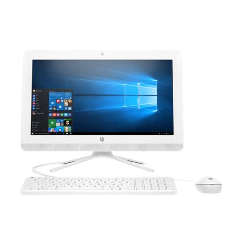 HP 20-c400na 19.5 Inch All-in-One Desktop PC Intel Celeron J4005 4GB RAM 1TB HHD