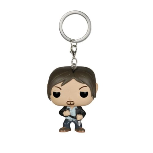 Funko POP! The Walking Dead Keyring - Daryl Dixon