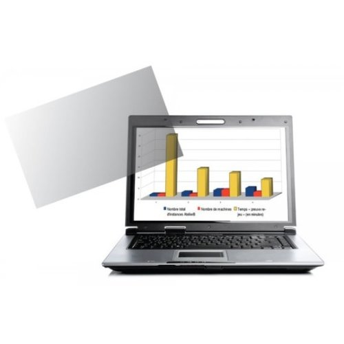 Urban Factory Privacy and Protection Cover for Laptop/Notebook Screen Size 12.1
