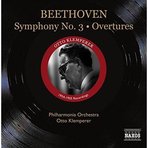 Ludwig Van Beethoven - Symphony No. 3 (Klemperer, Philharmonia Orchestra) [CD]