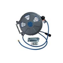 Bergen 15 Metre retractable Air Hose Reel B8109