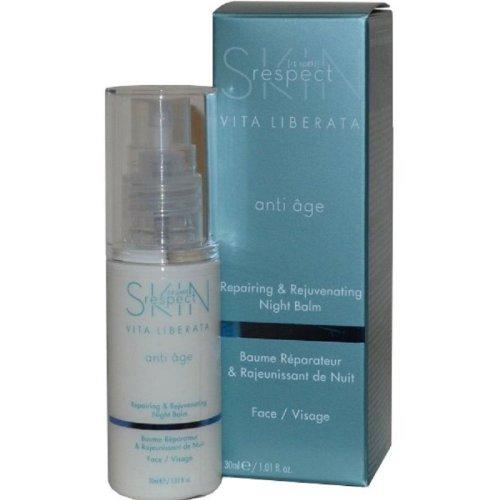 VITA LIBERATA Skin Respect Repairing and Rejuvenating Night Balm 30 ml