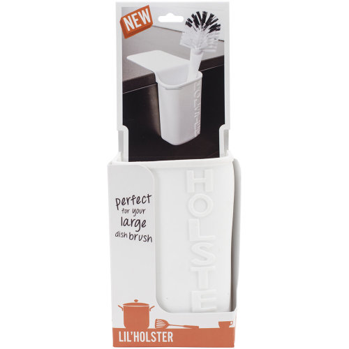 Wide Lil' Silicone Holster-White