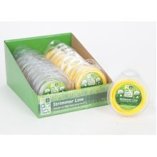Brand New 12m Nylon Strimmer Wire 1.65mm Or 1.25mm -