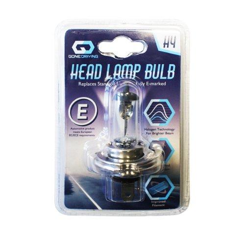 H4 Head Lamp Bulb
