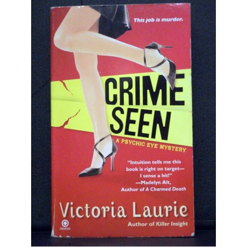 Crime Seen  fifth book Psychic Mystery