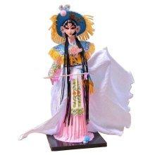 Traditional Chinese Doll Peking Opera Performer - Xiao Fang Niu