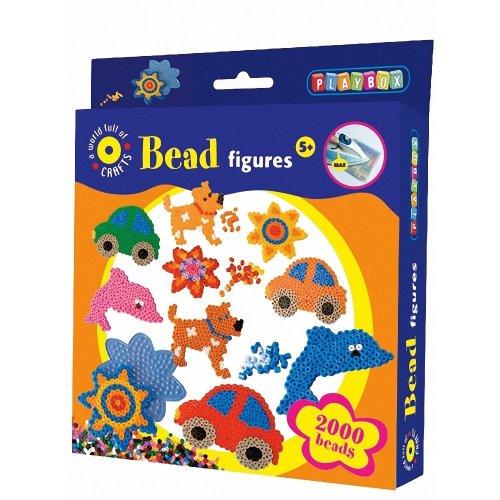 Pbx2456101 - Playbox - Bead Set - 2000 Pcs