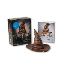 Harry Potter Talking Sorting Hat and Sticker Book: Which House Are You?