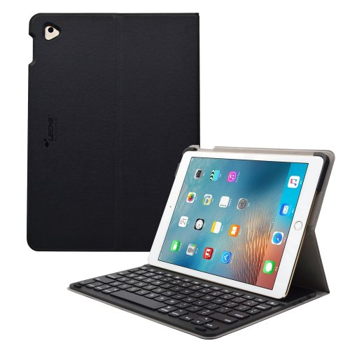 "iPad Pro 9.7 Keyboard Case, Sharon iPad Pro 9.7"" Bluetooth Keyboard Cover Stand function 