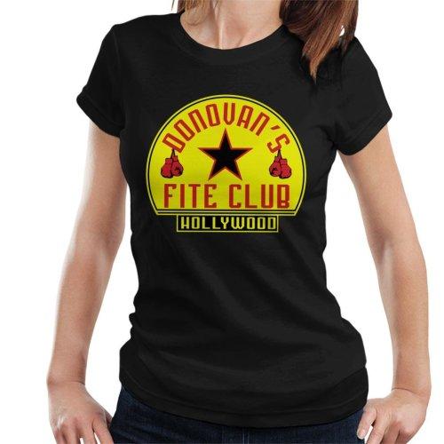 Ray Donovan Fite Club Women's T-Shirt
