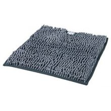 Trixie Litter Tray Mat, 38 x 38 Cm, Grey - Matcm Cat -  38 trixie litter tray mat cm grey cat