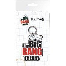 The Big Bang Theory Logo Keyring