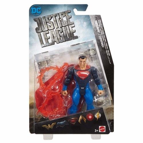 Justice League - Superman - Thermo-Blast Figure