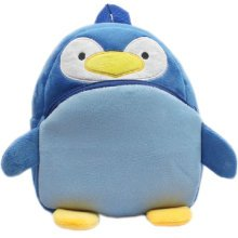 Lovely Penguin Baby Mini Backpack Infant Lunch Bag Toddler Shoulder  1-4Y
