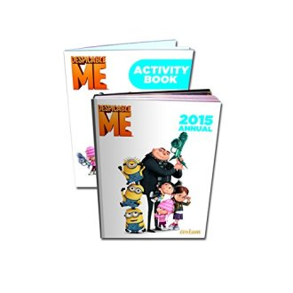 Despicable Me Annual 2015 & Free Activity Book