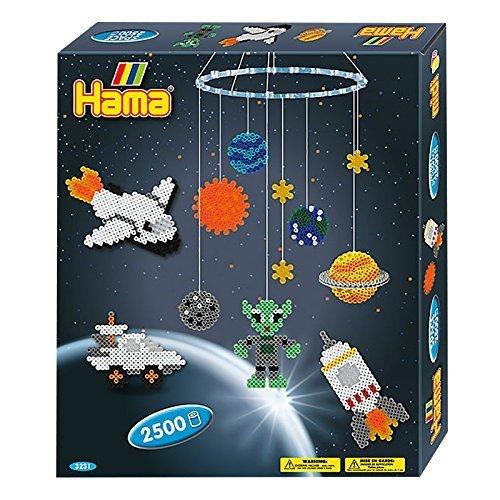Hama Beads Space Hanging Mobile Kit