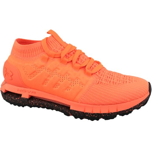 Under Armour Hovr Phantom Highlighter 3022397-600 Mens Orange running shoes