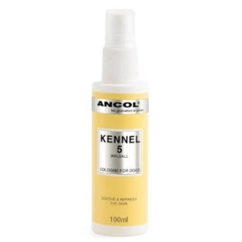 Ancol Kennel 5 Dog Cologne, 100ml