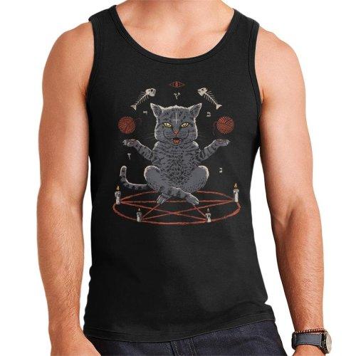 Devious Cat Men's Vest