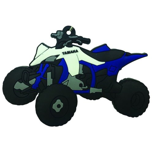 Yamaha YZF 450 R rubber key ring motor bike cycle gift keyring chain