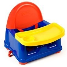 Safety 1st Easy Care Swing Tray Booster Seat in Primary Colour