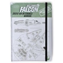 Star Wars Millennium Falcon Maintenance Notebook