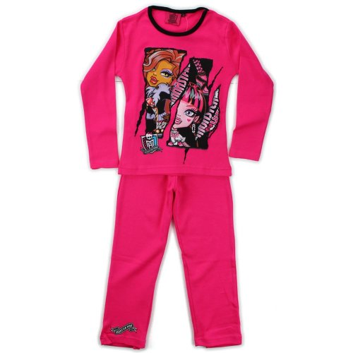 Monster High Pyjamas - Pink
