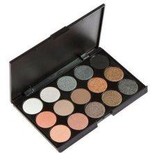 TFC 15 Eyeshadow Palette 1 Matte & Shimmer