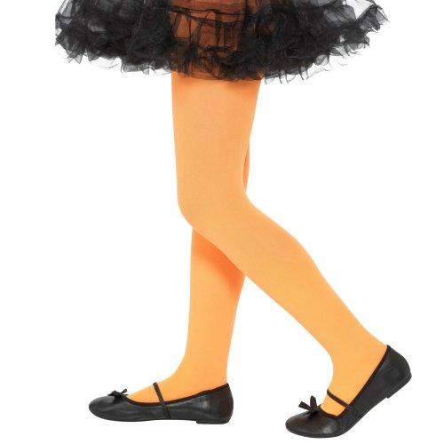 Kids Orange Tights