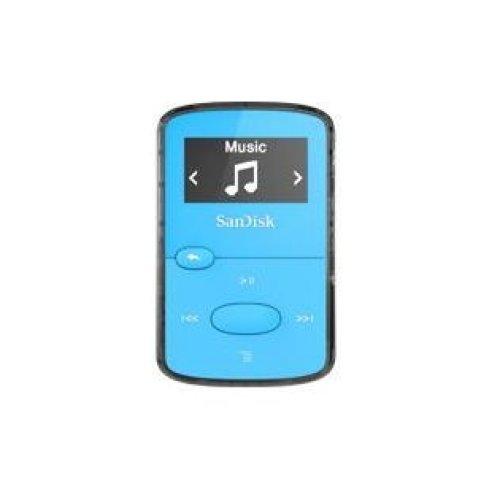 Sandisk AV Clip JAM 8 GB Blue USB