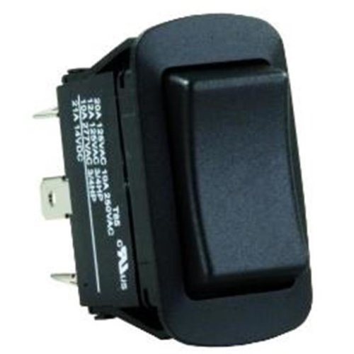 JR Products 0305.1600 Water Resistant Momentary On-Off Momentary on Switch