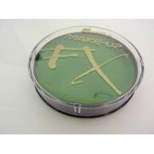 Smiffys Make-up Fx, Bright Green, Aqua Face And Body Paint, 16ml, Water Based - -  face paint body smiffys fx fancy dress aqua green makeup water