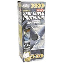 Cover - Universal Van / Pick-up Seat Set - Grey - Waterproof Maypole Covers -  van seat grey cover set waterproof maypole covers universal mp652