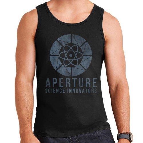 Portal Aperture Science Innovators Men's Vest