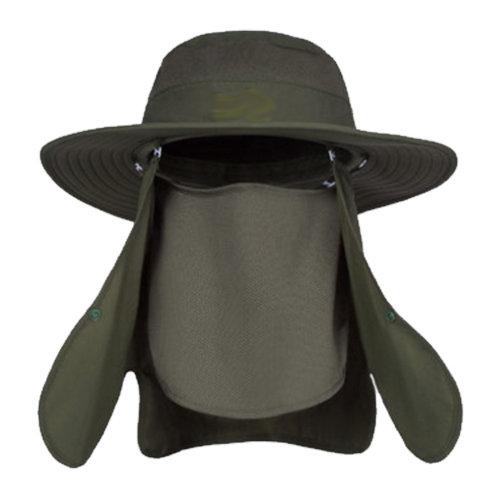 Summer Sun UV Protection Fisherman Visor Outdoor Cap
