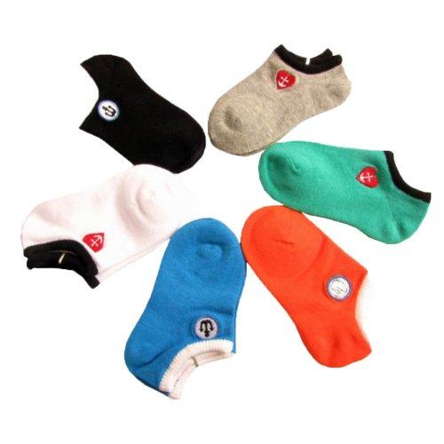 6 Pairs Kids/Baby/Toddler Socks Home/Outdoor Socks