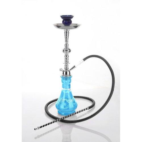 1 hose Papa Smurf hookah set sale wholesale best purchase buy hookahs pipes