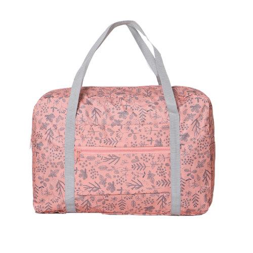 Foldable Travel Bag Lightweight Travel Luggage Bag for Women & Men, B