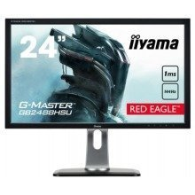 "Iiyama G-master Gb2488hsu-b3 24"" Full Hd Tn Matt Black Computer Monitor"