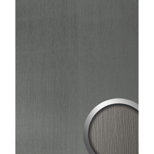 WallFace 15303 DECO TITAN Wall panel self-adhesive structure titan grey 2.6 sqm
