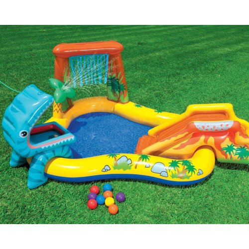 Intex Dinosaur Play Centre