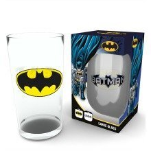Dc Comics Batman Logo Pint Glass