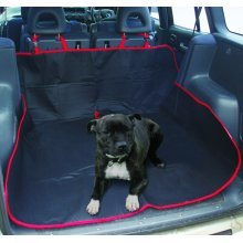 Pet Vehicle Boot Liner For Hatchback - Swpc4 Streetwize Car Dog Protector Mat -  pet boot liner swpc4 hatchback streetwize vehicle car dog protector