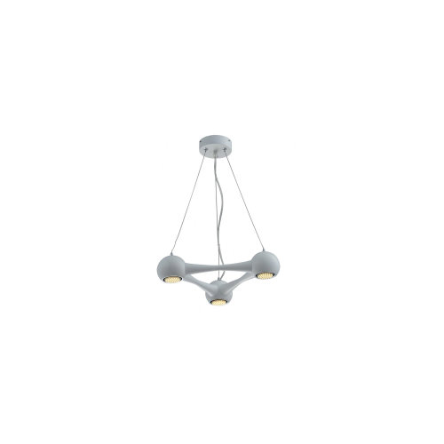 Perivale 3 Arm LED Ceiling Light