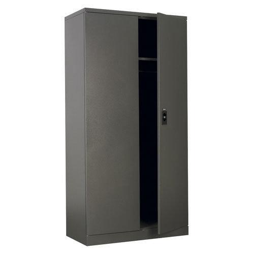 Sealey SC02 6 Shelf 2 Door Floor Cabinet plus Hanging Rail
