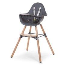 CHILDWOOD 2-in-1 Baby High Chair Evolu 2 Anthracite CHEVOCHNA