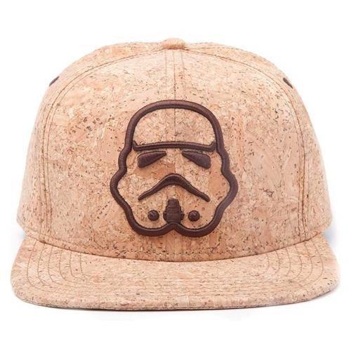 057be4ea221 Star Wars Stormtrooper Cork Snapback Cap on OnBuy
