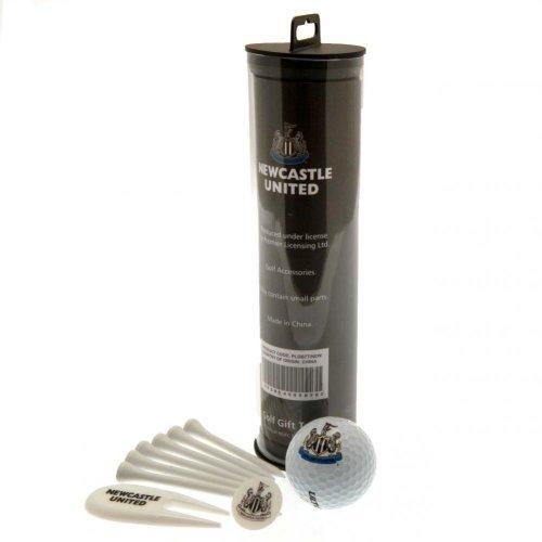 Newcastle United FC Golf Gift Tube