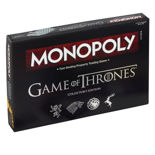 Game of Thrones - Deluxe Monopoly Game